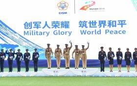 Китай обошел Россию на Всемирных военных играх