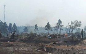 В России официально зарегистрировали более 550 природных пожаров