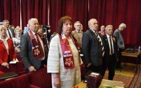 Делегаты III cъезда общественной организации «Дети войны» призвали голосовать за КПРФ