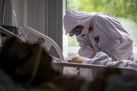 В Москве вновь зафиксировали рекорд по числу смертей от COVID