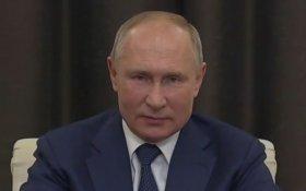 Путин анонсировал цифровую трансформацию в России