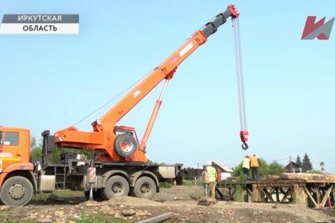 Восстановление населенных пунктов после паводка в Иркутской области идет по плану