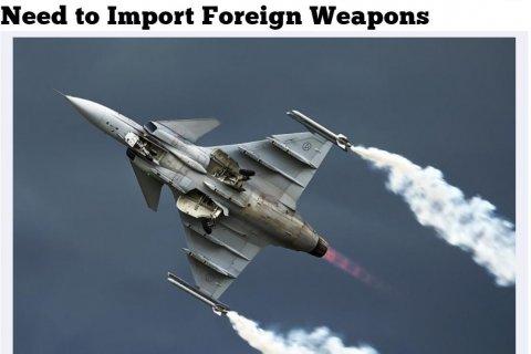 Иносми: США могут оказаться позади России и Китая в области вооружений