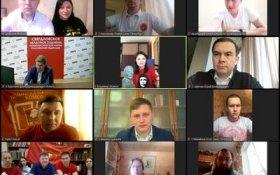 Молодые коммунисты обсудили работу Геннадия Зюганова «Русский стержень Державы»