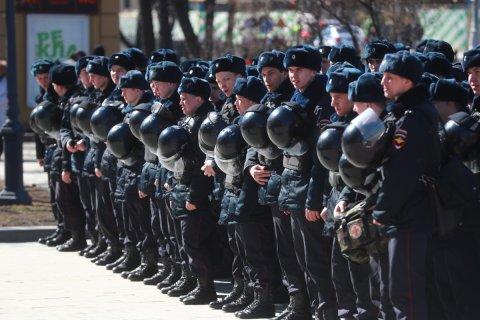 Эксперты сообщили о резком росте числа протестных акций в России