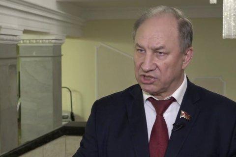 Валерий Рашкин: Путинская команда сидит на деньгах, как собака на сене