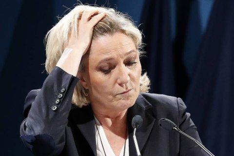 Российские кредиторы взыскивают с французской националистической партии Марин Ле Пен долг в 9 млн евро