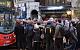 Работники метро Лондона объявили забастовку