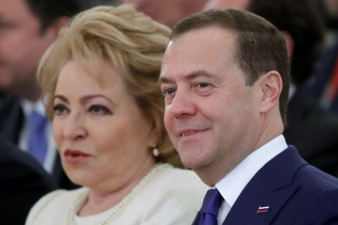 Матвиенко: Пенсионная реформа не будет отложена