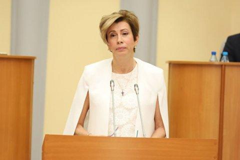 Уполномоченным по правам человека в Хакасии избрали кандидата от КПРФ Марину Сивирину