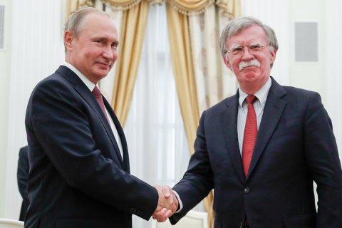 Путин надеется помириться с Трампом