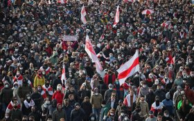 МВД Белоруссии заявило о перерастании протестов в террористическую угрозу
