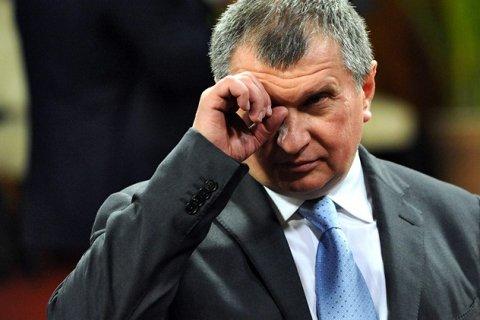 Сечин подал иск против «Новой газеты» из-за яхты в 100 млн долларов