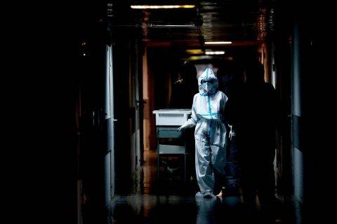 Число умерших от коронавируса в России превысило 160 тысяч человек