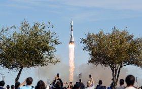 При старте ракеты «Союз» к МКС произошла авария