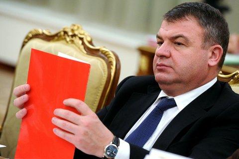 Анатолий Сердюков стал главой ТСЖ в доме Евгении Васильевой