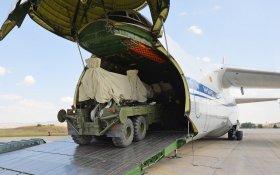 Россия завершила второй этап поставок С-400 в Турцию