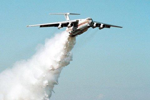 Самолет МЧС пропал в Иркутской области