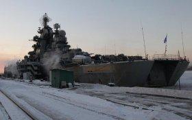После 22-летнего ремонта атомный крейсер «Адмирал Нахимов» готовят к испытаниям