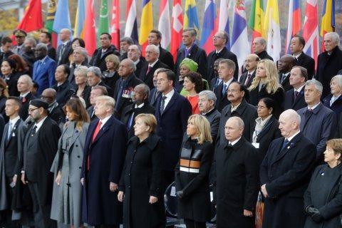 «Национализм — это предательство патриотизма». Президент Франции призвал мировых лидеров объединиться, отказавшись от насилия и господства