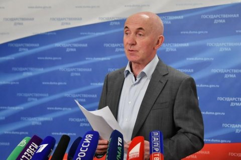 Коммунисты готовят обращение в Конституционный суд по поводу «антиэкстремистского» закона