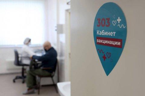 Собянин: в Москве доля привившихся от коронавируса меньше, чем в любом городе Европы