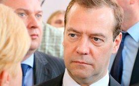 О коррупционных скандалах Медведева