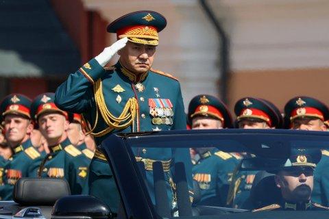 Шойгу объявил о ежемесячных надбавках для военных в 23 тыс. рублей