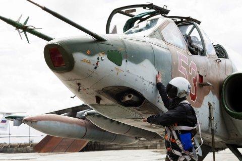 Россия наращивает авиагруппировку в Сирии