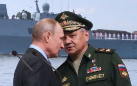 Путин и Шойгу продемонстрировали феноменальные способности в математике