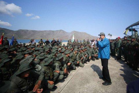 Пресечь преступные авантюры США против Венесуэлы. Заявление Президиума ЦК КПРФ