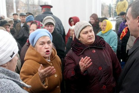 Сергей Обухов: Глава Пенсионного фонда жирует на несчастьях пенсионеров