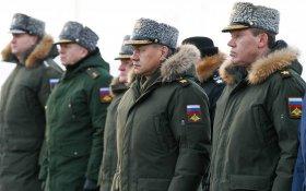 Путин утвердил реформу российской армии: Вместо каракулевых шапок с позолотой генералы будут носить меховые шапки с позолотой