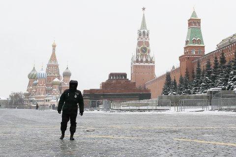 Московские власти отказали КПРФ и «Левому фронту» в митинге 23 февраля