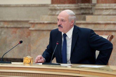 Лукашенко заявил, что спецслужбы сорвали план привести Белоруссию к майдану