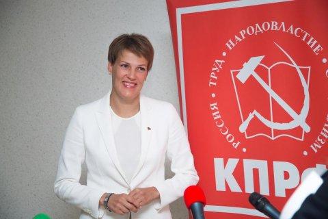 Кандидат от КПРФ в губернаторы Пермского края Ирина Филатова представила свою программу