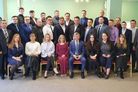 Дмитрий Новиков открыл учебный курс по работе в соцсетях в Центре политической учебы ЦК КПРФ
