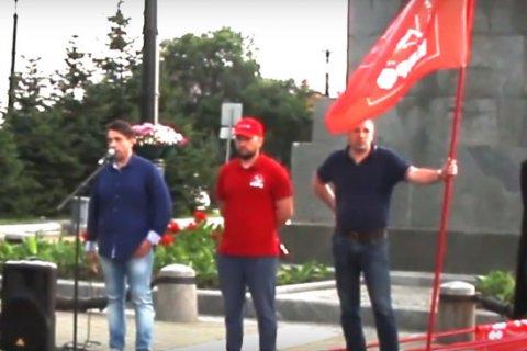 Суд в Хабаровске оштрафовал депутата от КПРФ за митинг против политических репрессий
