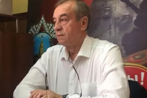 Шито белыми нитками. Прямая речь Сергея Левченко