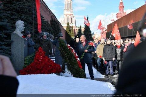 Геннадий Зюганов: Опыт, воля и характер ленинско-сталинской модернизации – фундамент для сплочения страны