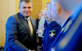 Анатолий Сердюков за год заработал 213 млн рублей