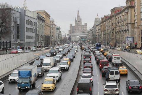 В Москве возникли проблемы с доставкой продуктов в магазины