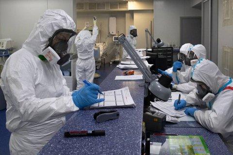 В Москве выявили минимальное за три месяца число заразившихся коронавирусом за сутки