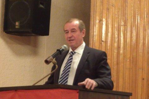 Иркутский губернатор Сергей Левченко: Стратегическая цель – улучшение уровня и качества жизни людей
