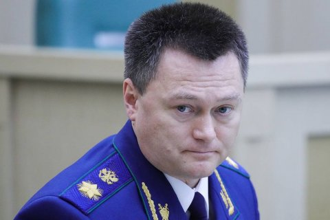 Генпрокурор: Коррупция в России растет с каждым годом