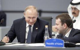 Максим Орешкин заявил, что ему было бы интересно поработать президентом