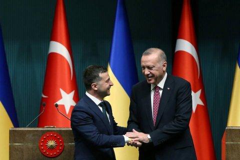 Президент Турции Тайип Эрдоган заявил о непризнании «аннексии» Крыма