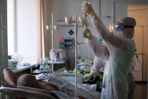 За новогодние праздники от коронавируса в России умерло 6 тысяч человек