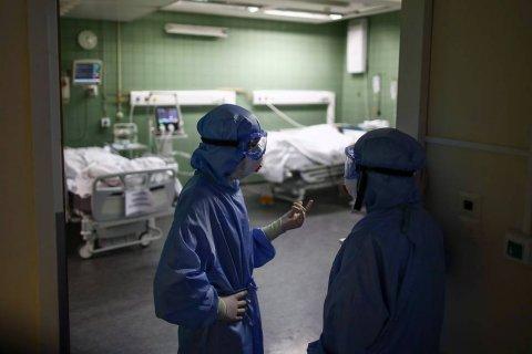 В России третий день подряд зафиксировали рекордную смертность от коронавируса