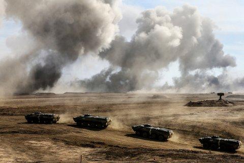 В России начались крупнейшие за 40 лет военные учения